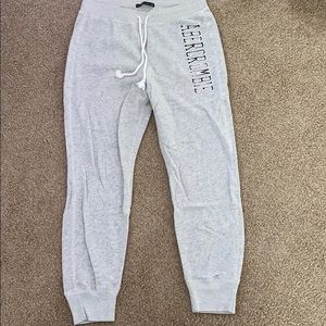 Abercrombie and Fitch Jogger Sweatpants